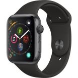 Apple Watch 4, GPS, Carcasa Space Grey Aluminium, 44 mm, Space Grey 2200 lei